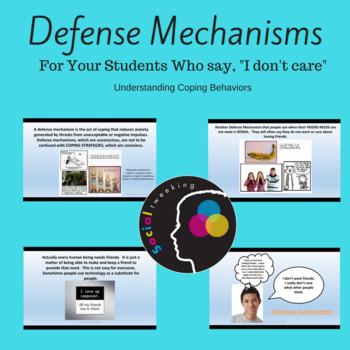 Social Skills; Friendship; CBT; Defense Mechanisms and Coping