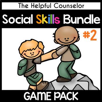 Social Skills: Friendship Game Bundle