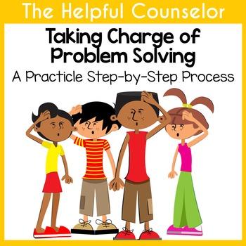Social Skills: Friendship Problem Solving Bundle