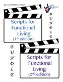 Life Skills - Functional Living Scripts BUNDLE