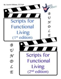 Life Skills - Functional Living Scripts BUNDLE