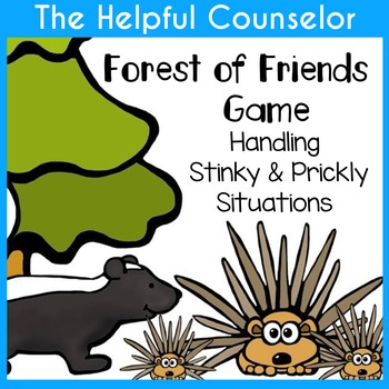 Social Skills Game: Forest Friends