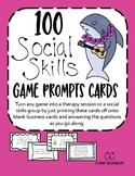 Social Skills Game Prompts