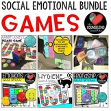 Social Skills Activities Game Bundle