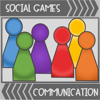 Social Skills Games for Communication