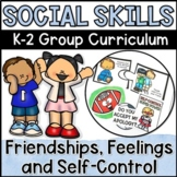 Social Skills Group Activities and Curriculum