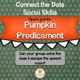 Social Skills:  Halloween, Fall, Group Work