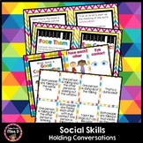 Social Skills Holding Conversations