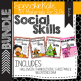 Social Skills Holiday Bundle