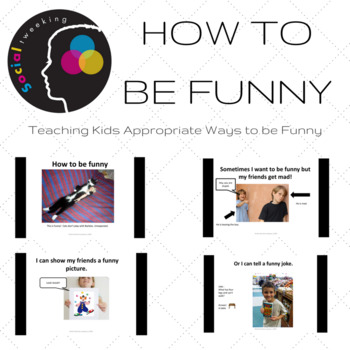 Social Skills; Humor; How to be funny