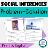 Social Skills Identifying Problem & Solution, Inferences, Non-Verbal Social Cues