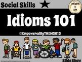 Social Skills - Idioms