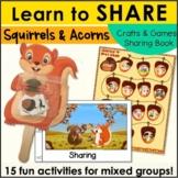 Social Skills   Interactive Games and Activities   Fall Sharing Fun