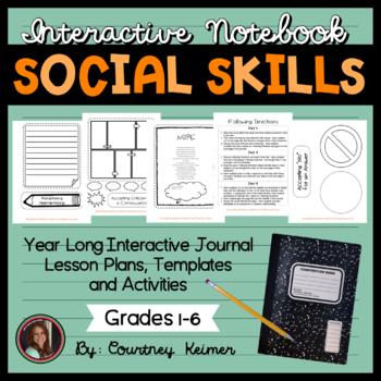 Social Skills Interactive Notebook