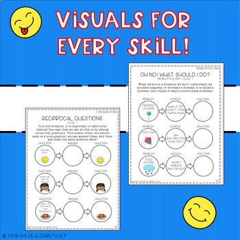 Social Skills Interactive Workbook!