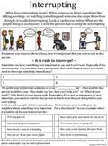 Social Skills - Interrupting