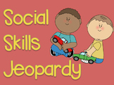 Practicing Social Skills: A Jeopardy Game!