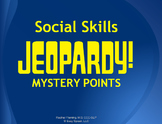 Social Skills Jeopardy Game