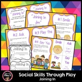 Social Skills Through Play Joining In