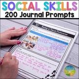 Social Skills Journal