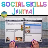 Social Skills Journal - Distance Learning   Activities & Worksheets