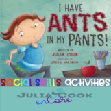 Social Skills-Julia Cook-I Have Ants In My Pants