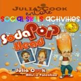 Social Skills-Julia Cook-Soda Pop Head