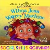 Social Skills-Julia Cook-Wilma Jean The Worry Machine