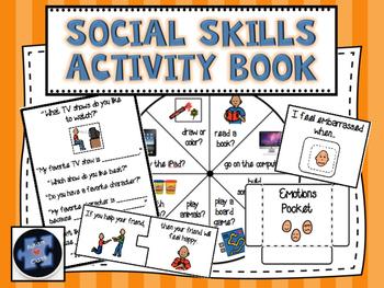Social Skills Lap Book