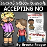Social Skills Lesson: Accepting No