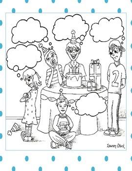 Social Skills Lesson: Birthday Party