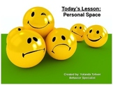 Social Skills Lesson: Personal Space