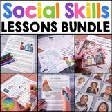 Social Skills Lessons BUNDLE for Middle & High School Kids