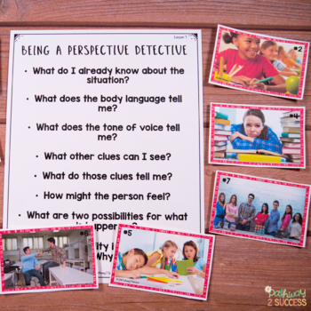 Social Skills Lessons for Empathy and Perspective