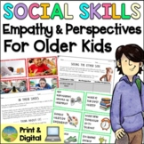 Social Skills Lessons for Empathy and Perspective-Taking - Distance Learning