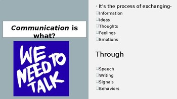 Social Skills/Life Skills: Styles of Communication