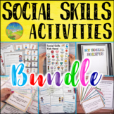 Social Skills Activities MEGA Bundle