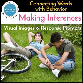Social Skills: Making Inferences - Prompts to Interpret Be