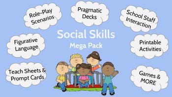 Social Skills Mega Pack