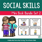 Social Skills Mini Book Set 2