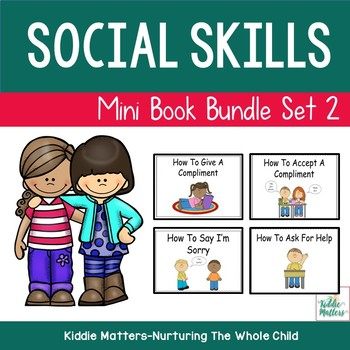 Social Skills Mini Book Set 2