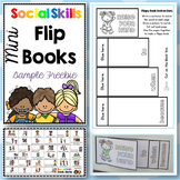Social Skills Mini Flippy Book
