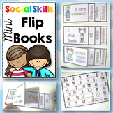 Social Skills Mini Flippy Books