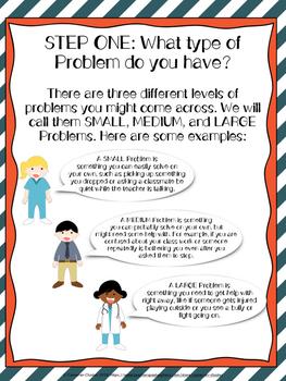 Social Skills Mini Lesson #4: Problem Solving