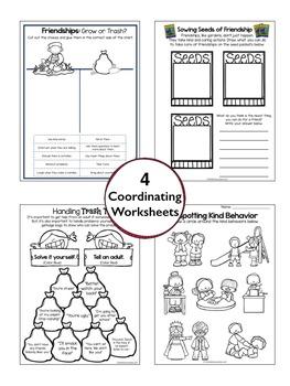 Social Skills: Nurturing Friendships Activities & Printables