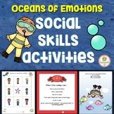 Social Skills Activities Emotions Oceans