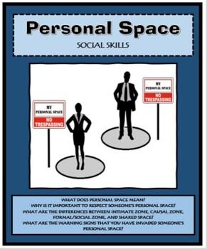 Social Skills, PERSONAL SPACE, Life skills, Communication