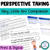 Social Skills & Perspective Taking-Speech Therapy with Hey Little Ant