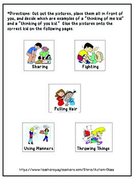 Social Skills: Thinking of Others