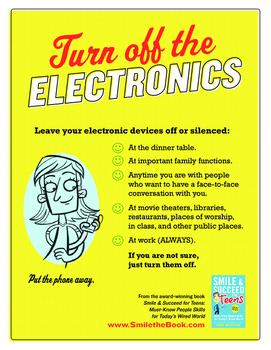 cell phone etiquette in public